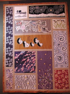 Japanese Panel Quilt