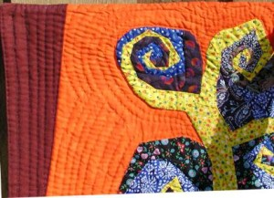 hand-quilting
